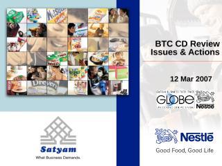 Nestle-CD Issues.ppt