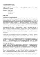 Análisis de la Propuesta de Proyecto de Ley de Servicios Audiovisuales en el marco de las políticas comunicacionales en Argentina.docx