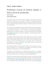 Problemas sexuais de homens ligados a baixos níveis de prolactina.pdf