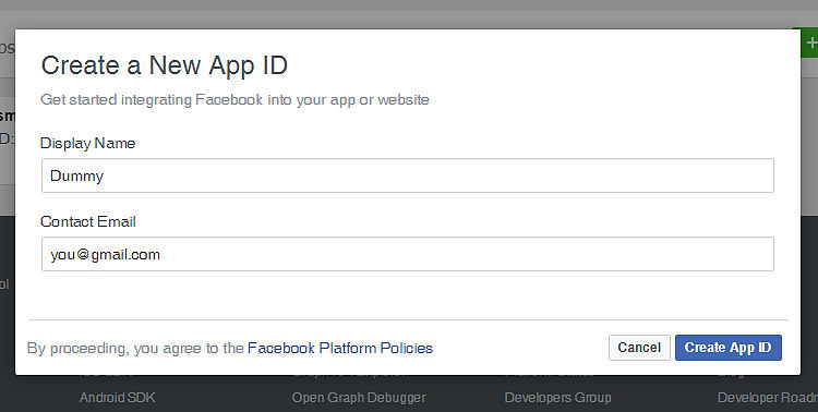 Creat_a_new_App_id