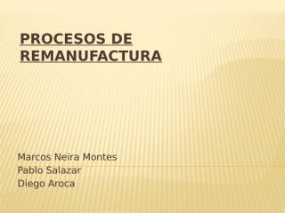 Procesos de remanufactura.pptx