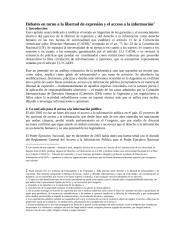 Debates en torno a la libertad de expresión y el acceso a la información.docx