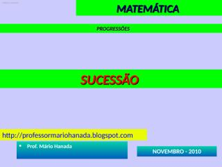 apresentação -sucessão - novembro 2010.pps