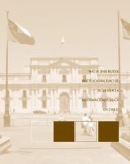 Hacia una nueva institucionalidad de Acceso a la Informacion Publica en Chile.pdf