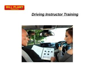 Driving Instructor Training.pptx
