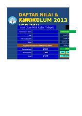 Daftar Nilai plus Aplikasi Raport Kur 2013 for SD.xlsx
