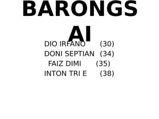 BARONGSAI PPT.pptx