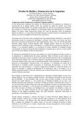 20 años de Medios y Democracia en la Argentina.docx