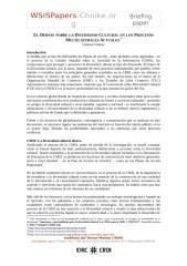 El Debate sobre la Diversidad Cultural en los Procesos Multilaterales Actuales.docx