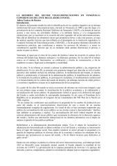 LA REFORMA DEL SECTOR TELECOMUNICACIONES EN VENEZUELA.docx