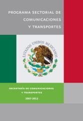 Programa sectorial de Com. y Trans..pdf