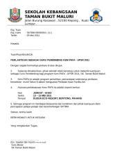 Surat Perlantikan Pembimbing.doc
