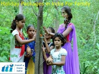 Holiday Packages in India For Family.pptx