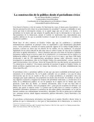 La construcción de lo público desde el periodismo cívico.docx